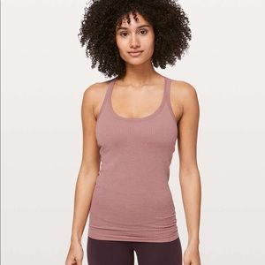 Lululemon ebb to street tank / US 6